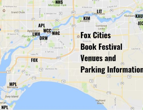 Where to Park at the Fox Cities Book Festival