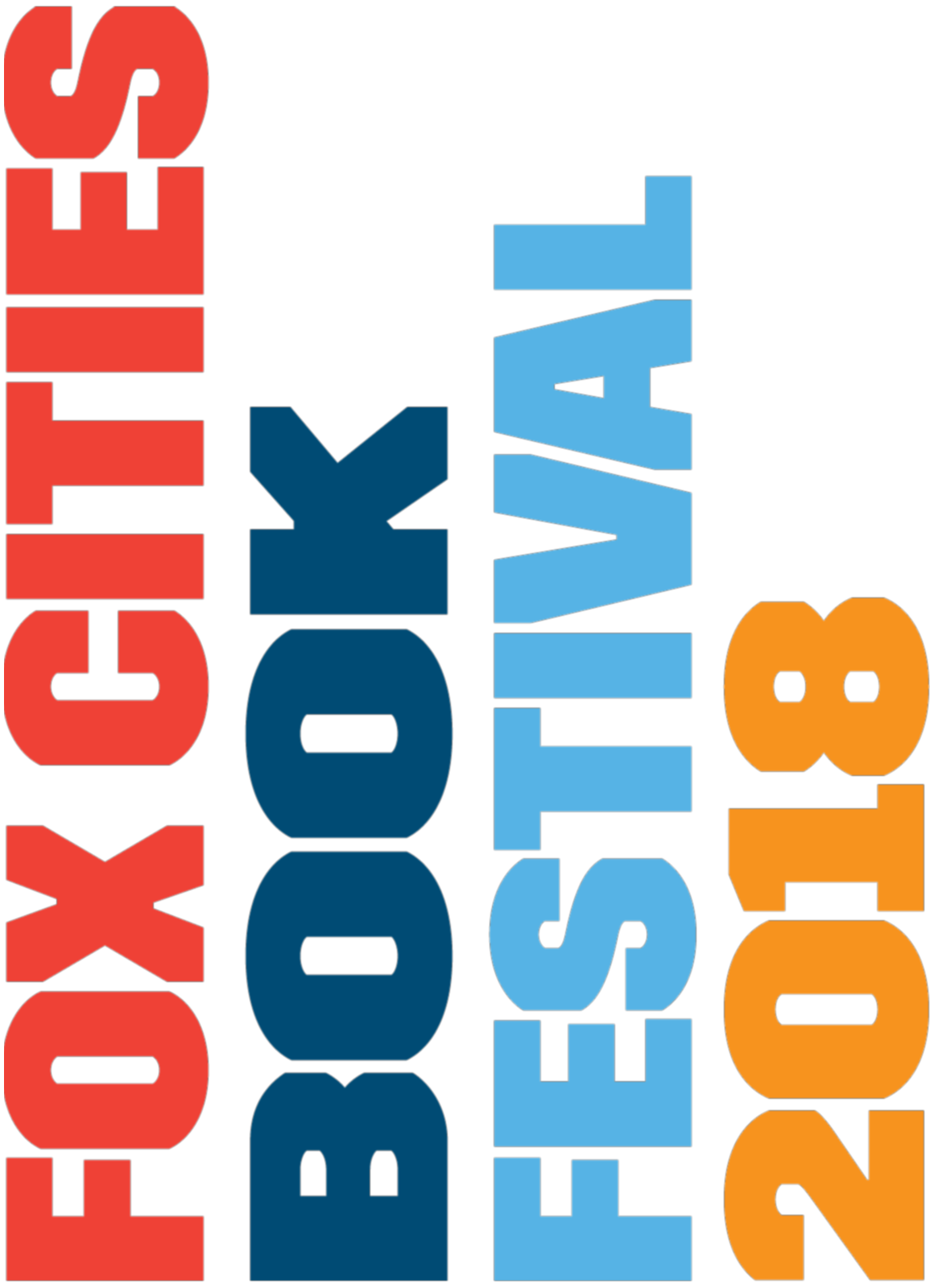 Fox Cities Book Festival 2018