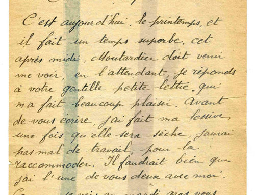 Letters from the Second World War