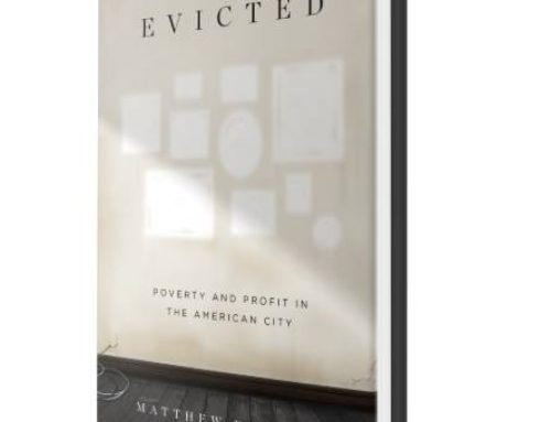 You're Invited to a Community Conversation about EVICTED