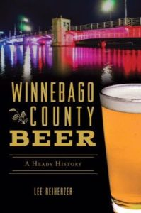Book cover of Winnebago County Beer