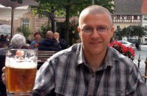 Photo of author Lee Reiherzer