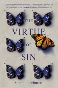 Cover of the book, Virtue of Sin