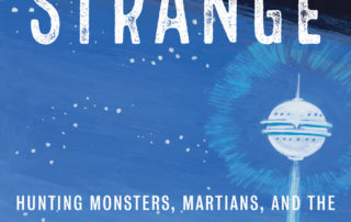 Book cover of Midwestern Strange