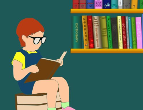 Festival Friday: Finding Your Literary Inner-child