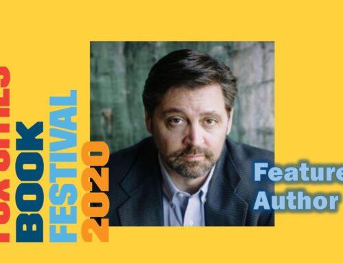 Featured Author: Allen Eskens