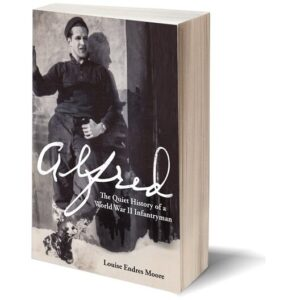 """Book cover of, """"Alfred"""" by Louise Endres Moore"""