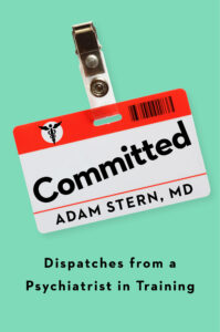 Book Cover for Committed by Dr. Adam Stern