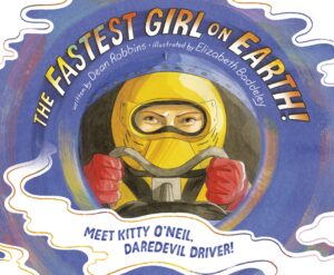 Book Cover of The Fastest Girl on Earth