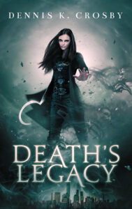 Cover of Death's Legacy