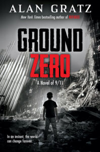 Book cover of, Ground Zero by Alan Gratz