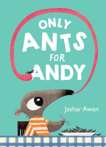 Book Cover of Ants for Andy