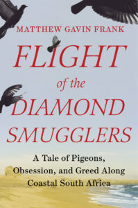 """Book cover for, Flight of the Diamond Smugglers"""""""