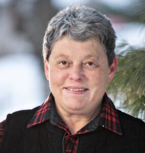Author Photo of Peggy Prilaman Marxen