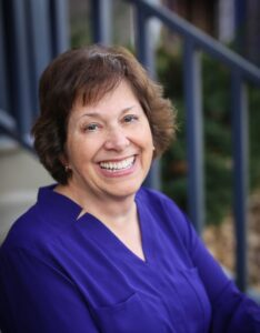 Author photo of Louise Endres Moore