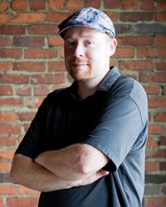Author Photo of David Michael Williams