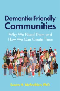 Book cover for Dementia-Friendly Communities