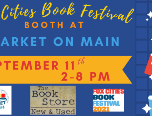 Fox Cities Book Festival Fall News Updates to Bookmark Now