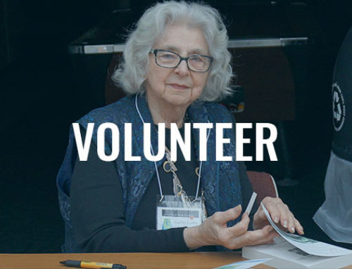 Volunteer Opportunity: Welcome Tables